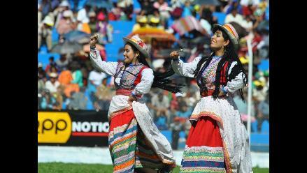 Andahuaylas: Diez mil personas disfrutan del tradicional Pukllay