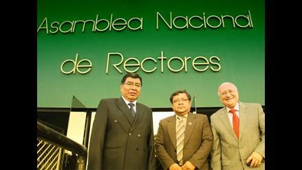 Proponen la refundación de la Asamblea Nacional de Rectores