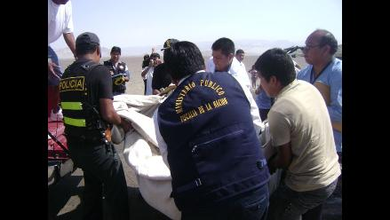 Apurímac: Un muerto y dos heridos tras caída de mototaxi a riachuelo