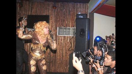 La Tigresa del Oriente armará singular fiesta en Chile