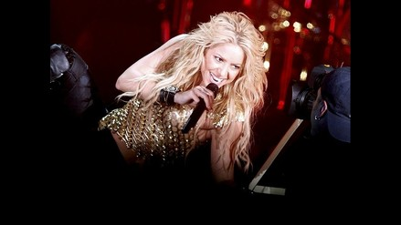 Shakira enloquece a sus fanáticos en Bolivia