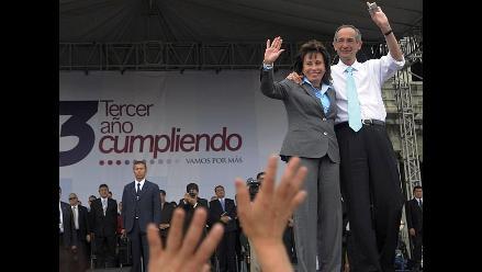Guatemala: Afirman que divorcio de pareja presidencial