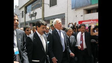 Construirán Centro Cultural Mario Vargas Llosa en Arequipa