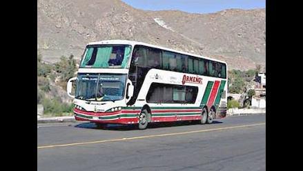 Expreso Ormeño continuará con operaciones de sus buses