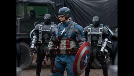 Vea el tráiler oficial de Capitán América, el Primer Vengador