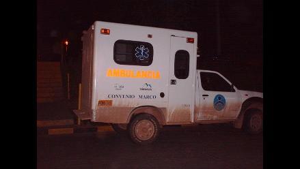 Menor de dos años se salva de morir envenenado en Trujillo