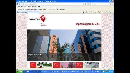 Grupo Centenario invertirá US$ 100 millones en proyectos inmobiliarios