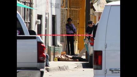 Cinco personas mueren calcinadas en bar de Ciudad Juárez