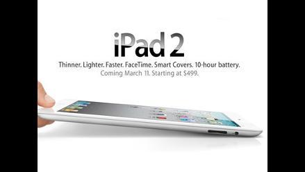 Escasez del iPad 2 eleva su precio en eBay hasta casi un 50 por ciento