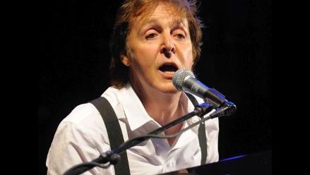 Paul McCartney emocionado de llegar a Perú