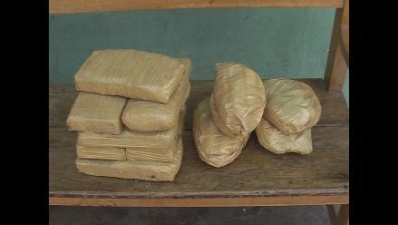 Policía de Carreteras incautan 8 kilos de PBC en Chincha