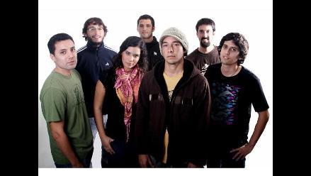 Laguna Pai, banda revelación de reggae, presenta su primera producción