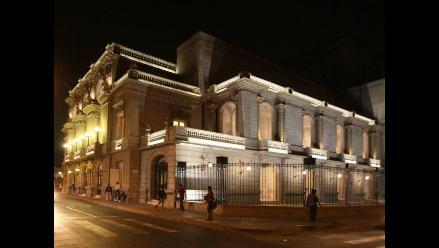 Teatro Municipal inicia Temporada 2011 con gran espectáculo artístico