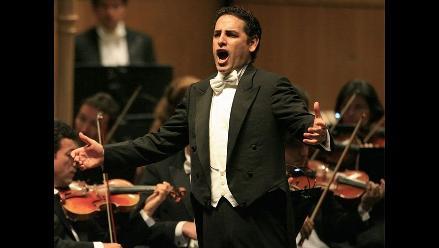 Juan Diego Flórez se presentará en el Metropolitan Ópera