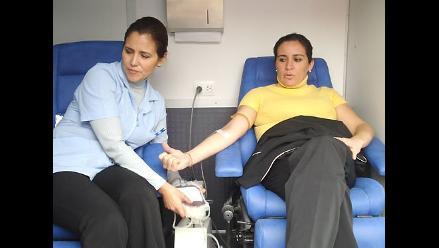 Mitos son principal barrera para donación de sangre