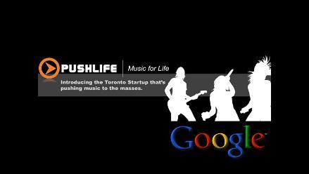 Google compra la web de entretemiento Pushlife en $25 millones