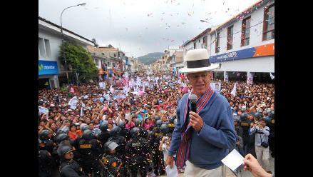 Raúl Peralta: Jóvenes votaron por PPK porque quieren un cambio positivo