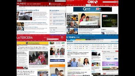 Principales medios del mundo destacan elecciones generales en el Perú