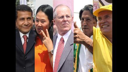 ONPE al 95.324%: Humala 31.743%, Keiko 23.502% y PPK 18.524%
