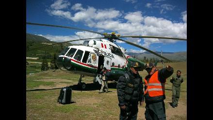 Arequipa: Rescate de Rosario Ponce se dificulta por mal tiempo en Colca