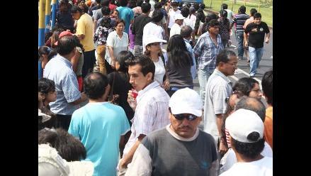 Primer JEE de Arequipa recibió 250 solicitudes de dispensa