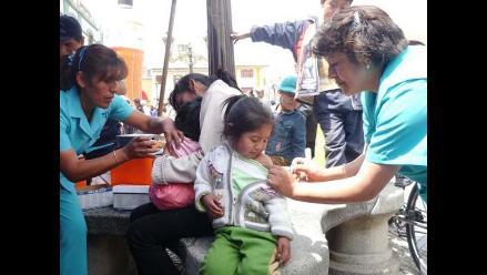 Este lunes iniciarán vacunación contra papiloma humano en Cajamarca