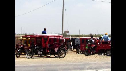 PNP recupera cinco vehículos menores robados en Lambayeque