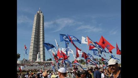 Cuba conmemora sus 50 años de socialismo