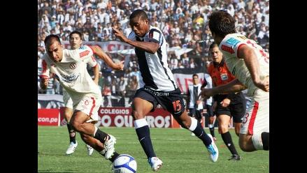 Jorge Bazán: Alianza Lima fue muy superior a Universitario de Deportes