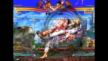 Decepciona el Street Fighter X Tekken