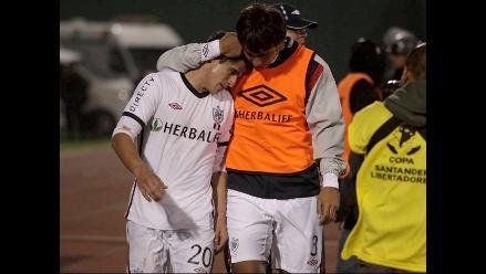 San Martín cayó ante Once Caldas y fue eliminado de la Libertadores