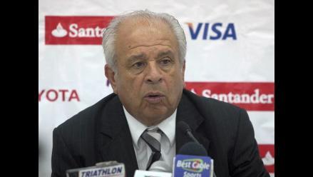 Aníbal Ruiz luego de la eliminación copera: