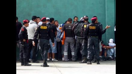 Cusco: Policía captura ocho bandas de