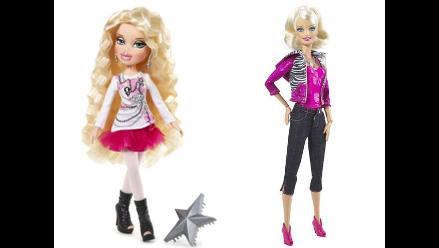 Corte federal falla en contra de Mattel en disputa por muñecas Bratz