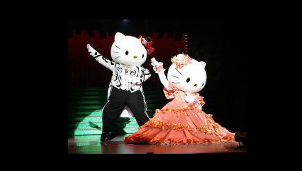 El musical de Hello Kitty llegará a los cines en 3D en Japón