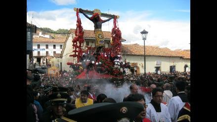 Cusco: Masiva concurrencia de fieles a misa por Domingo de Resurrección