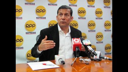 Humala reconoce intangibilidad de fondos de AFP y EsSalud