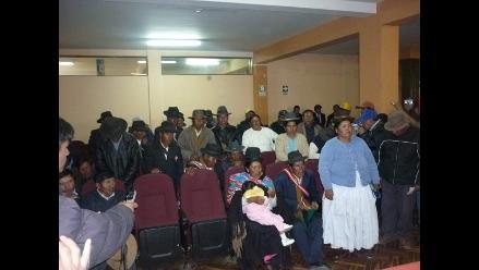 Suspenden por una semana paro preventivo y bloqueo de carreteras en Puno