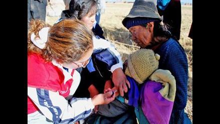 Vacune a tiempo a sus niños para prevenir infecciones respiratorias