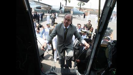 Ministro de Defensa viajará a China para mejorar relación bilateral