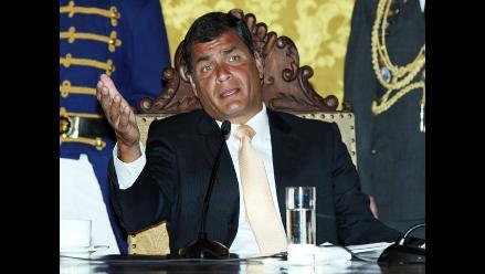Ecuador descarta intervención en litigio entre Perú y Chile