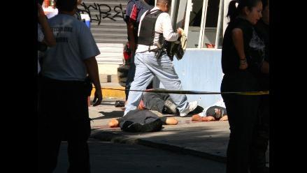 Hallan cinco decapitados en centro de México