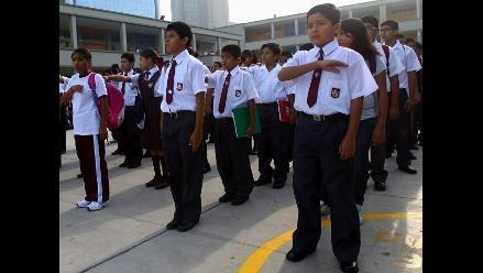 Piden que alumnos de Carvajal y Ugarte se manifiesten contra violencia