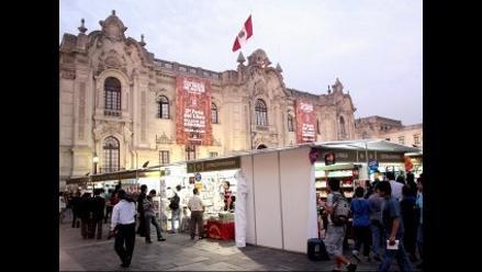 Feria del Libro de Palacio de Gobierno superó todas las metas previstas