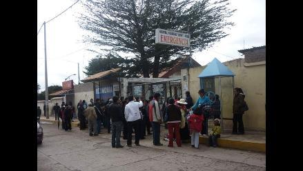 Tarapoto: Recuperan control de almacén central de medicamentos de salud