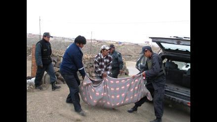 Arequipa: Muere trabajador de planta de lavado de fibra de alpaca