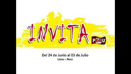 Invita Perú: 10 días de la mejor gastronomía peruana