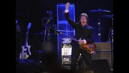 Gran expectativa a pocas horas de la llegada de Paul McCartney