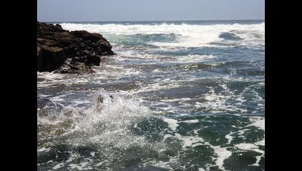 Capitanía de Puerto de Pisco advierte presencia de oleajes anómalos