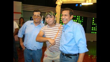 Ollanta Humala también se apuntó a ´El Estelar del Humor´